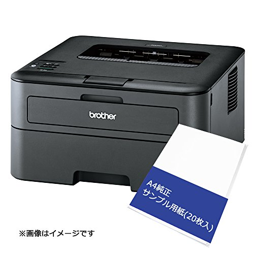 【Amazon.co.jp限定】brother レーザープリンター HL-L2365DW+A4PA