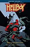 「Hellboy Omnibus Volume 1: Seed of Destruction」のサムネイル画像