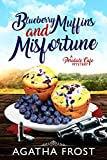 「Blueberry Muffins and Misfortune (Peridale Cafe Cozy Mystery Book 12) (English Edition)」のサムネイル画像