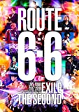"「EXILE THE SECOND LIVE TOUR 2017-2018 ""ROUTE 6・6""(DVD2枚組)(通常盤)」のサムネイル画像"