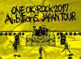 """LIVE Blu-ray 「ONE OK ROCK 2017 """"Ambitions' JAPAN TOUR」"""