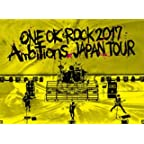 """LIVE Blu-ray 「ONE OK ROCK 2017 """"Ambitions"""" JAPAN TOUR」"""