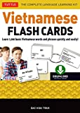 「Vietnamese Flash Cards Ebook: The Complete Language Learning Kit (200 digital flash cards, 32-page S...」のサムネイル画像