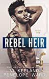 「Rebel Heir: Book One (The Rush Series) (English Edition)」のサムネイル画像