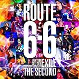 """「EXILE THE SECOND LIVE TOUR 2017-2018""""ROUTE 6・6""""(Blu-ray Disc 2枚組)(初回生産限定盤)」のサムネイル画像"""