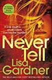 「Never Tell (Detective D.D. Warren) (English Edition)」のサムネイル画像