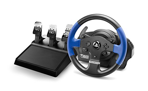 Thrustmaster T150 PRO Force Feedback Racing Wheel for PlayStation (R) 4/PlayStation (R) 3 【日本正規代理店保証品】4160706