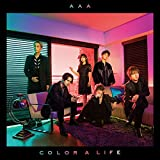 COLOR A LIFE(CD+DVD)(スマプラ対応)(初回生産限定盤)