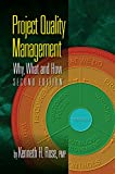 「Project Quality Management, Second Edition: Why, What and How」のサムネイル画像