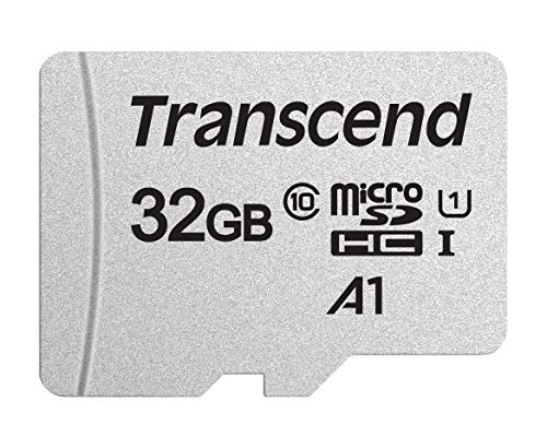 【Amazon.co.jp限定】Transcend microSD カード 32GB UHS-I Class10 Nintendo Switch/3DS 動作確認済 TS32GUSD300S-AE