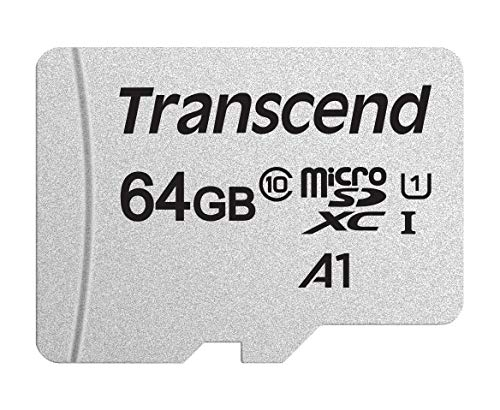 【Amazon.co.jp限定】Transcend microSD カード 64GB UHS-I Class10 Nintendo Switch 動作確認済 TS64GUSD300S-AE