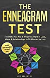 「The Enneagram Test: Find Who You Are and What You Want in Love, Work and Relationships in 10 Minutes...」のサムネイル画像