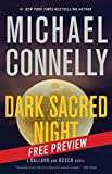 「Dark Sacred Night: Free Preview (A Ballard and Bosch Novel Book 1) (English Edition)」のサムネイル画像
