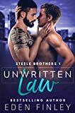 「Unwritten Law (Steele Brothers Book 1) (English Edition)」のサムネイル画像
