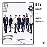 FAKE LOVE/Airplane pt.2(初回限定盤B)(DVD付)