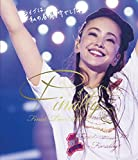 「namie amuro Final Tour 2018 ~Finally~ (東京ドーム最終公演+25周年沖縄ライブ)(Blu-ray Disc2枚組)(通常盤)」のサムネイル画像