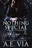 「Nothing Special VI (S.W.A.T Edition): His Hart's Command (English Edition)」のサムネイル画像
