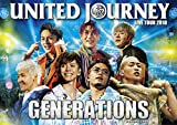 「GENERATIONS LIVE TOUR 2018 UNITED JOURNEY(DVD2枚組)(初回生産限定盤)」のサムネイル画像