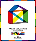 「Wake Up, Girls! FINAL TOUR - HOME - ~ PART Ⅰ Start It Up, ~ [Blu-ray]」のサムネイル画像