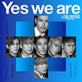 「Yes we are(CD+DVD)」のサムネイル画像