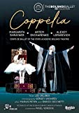 Delibes: Coppelia [Margarita Shrayner; Ballet of the State Academic Bolshoi Theatre of Russia; Pavel Sorokin] [Belair Classiques: BAC163]