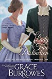 「A Lady of True Distinction (True Gentlemen Book 7) (English Edition)」のサムネイル画像