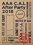 「AAA C.A.L After Party 2018(DVD)」のサムネイル画像