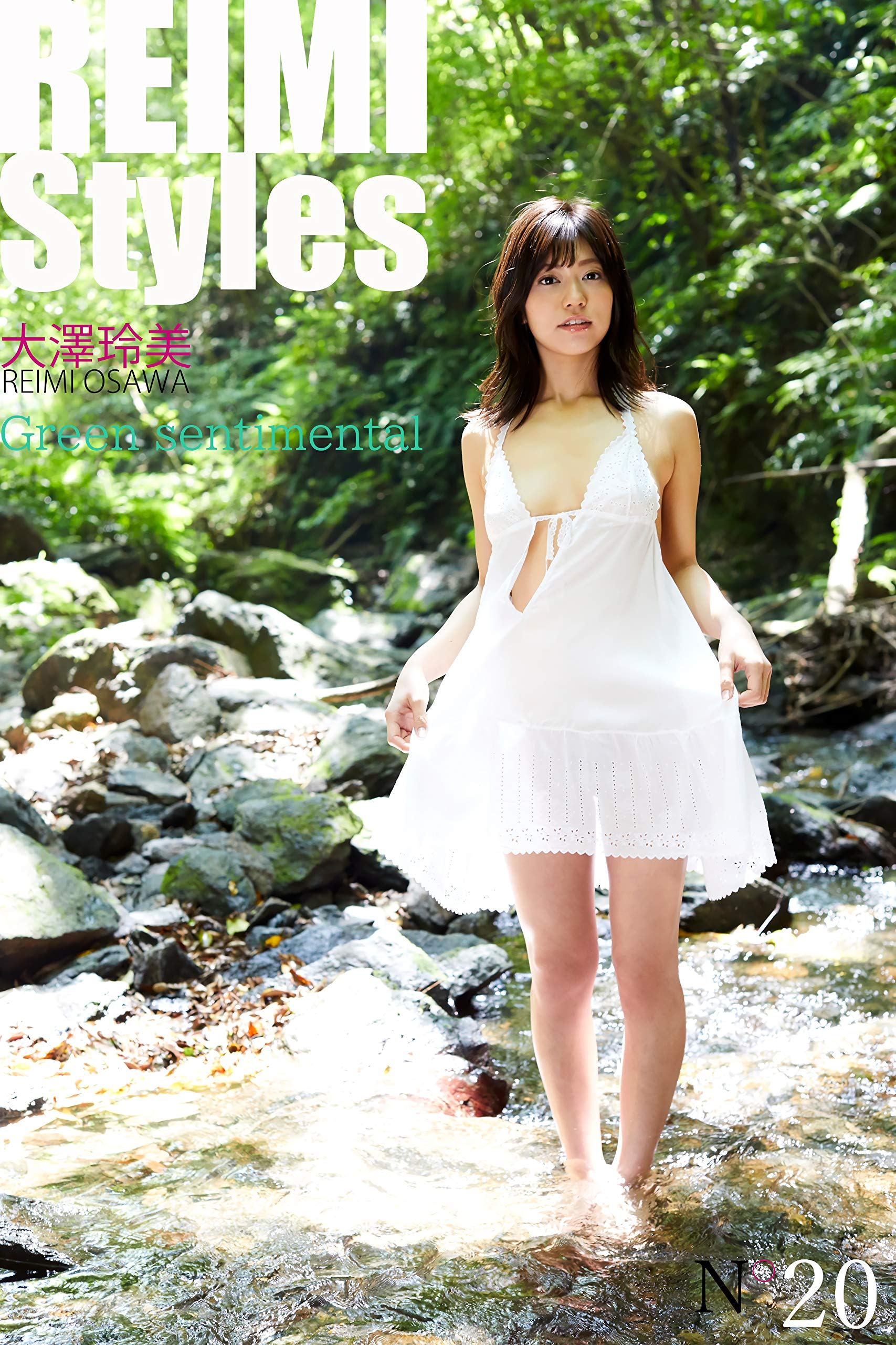 大澤玲美 REIMI Styles Green sentimental: 470pages or more