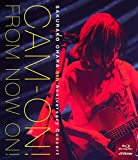 「【Amazon.co.jp限定】大原櫻子 5th Anniversary コンサート「CAM-ON! ~FROM NOW ON!~」 [Blu-ray] (Amazon.co.jp限定・先着予約購入特...」のサムネイル画像