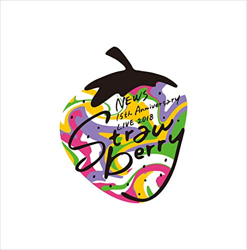 "NEWS 15th Anniversary LIVE 2018 ""Strawberry"" (初回盤) [DVD]"